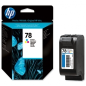 Картридж HP 78 6578DE for DJ970cxi Color 19ml арт. C6578DE