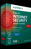 Антивирус Kaspersky Internet Security (лицензия 5-компьютеров 1год) Base DVD box (стартовый пакет) арт. KL1941RBEFS